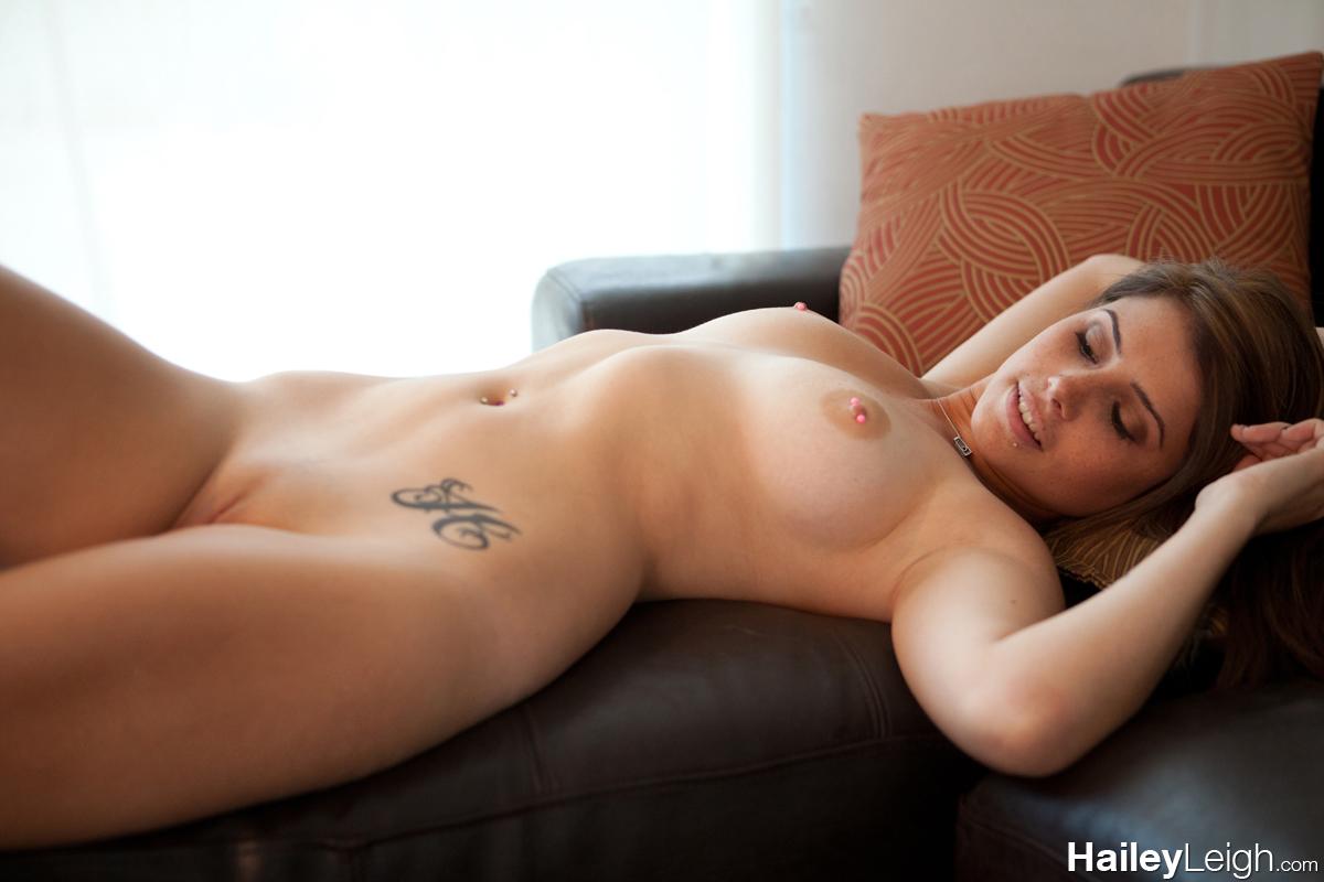 Leigh nude hailey neon